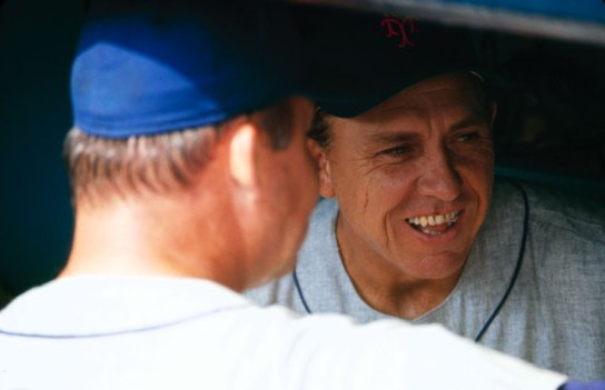 1969 World Series, Brooklyn Dodgers, Gil Hodges, Hall of Fame, Joe DiMaggio, Los Angeles, National Baseball Hall of Fame and Museum, New York Yankees, Ralph Kiner, World Series, Yogi Berra
