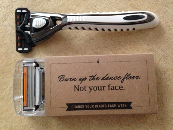 how to change dollar shave club razors