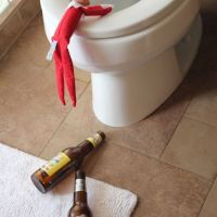 This Is Not Your Son (Or Daughters) Elf On The Shelf