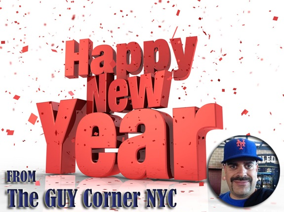 Happy New Year, 2016, New Years Eve, The Guy Corner NYC, holiday, family