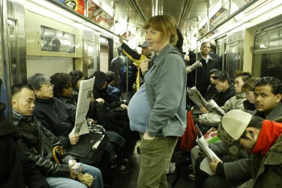 chivalry, courteous, Handicapped, New York City Subway, NYC, Old age, Pregnancy, Train