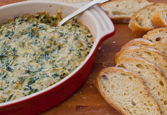 artichoke-spinach-dip