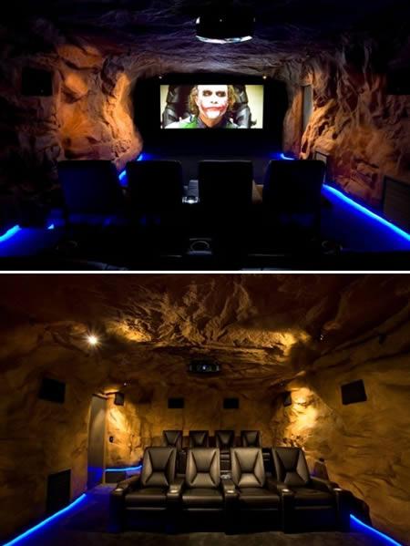 Bat Cave Man Cave