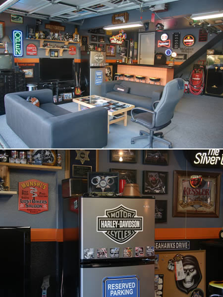 Garage Man Cave Reddit : Top coolest man caves not in any order the guy