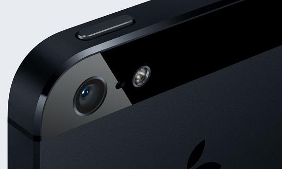 iPhone 5 sleep button