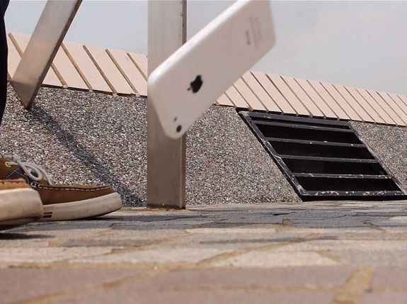 iphones drop test