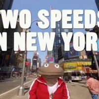 Johnny T's NYC Tourist Tips: Get Outta The Way!