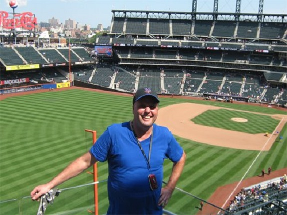 Ken at Citi Field
