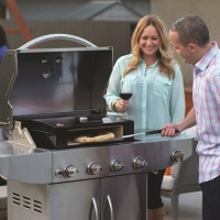 BBQ Your Pizza With BakerStone