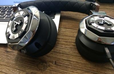 A Audio Headphones