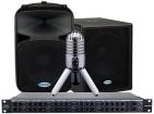 Samson Speakers & Mics