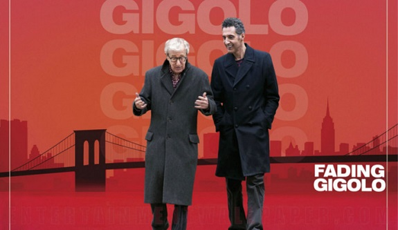Fading Gigolo, Movie Review, Comedy, Indie