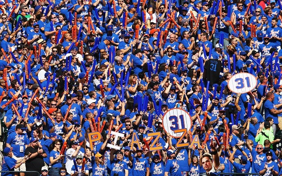 NY Mets, MLB, fans, attendance, The7Line, 7LineArmy