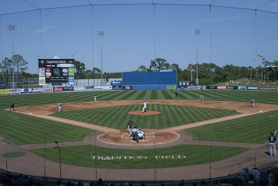 2015 Spring Training, NY Mets, Mets, Tradition Field, MLB, Citi Field
