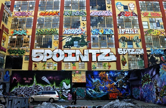 5POINTZ, Graffiti, NYC, Art, Artform, Jerry Wolkoff, David Wolkoff, Phun Phactory, Canada, Switzerland, the Netherlands, Japan, Brazil, USA, Meres, Pat DiLillo, Graffiti Terminators