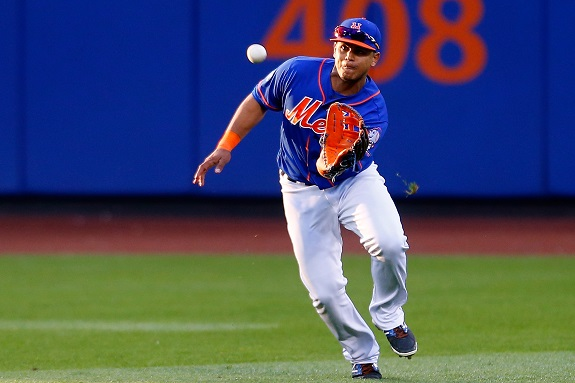 Juan Lagares, NY Mets, Mets, Rawlings, Gold Glove, award, centerfielder,  Major League Baseball, MLB, Carlos Beltran, Tommie  Agee