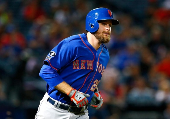 Lucas Duda, MLB, NY Mets, Mets, MLB All Star Team,  Japan,  Major League Baseball, NL, National League