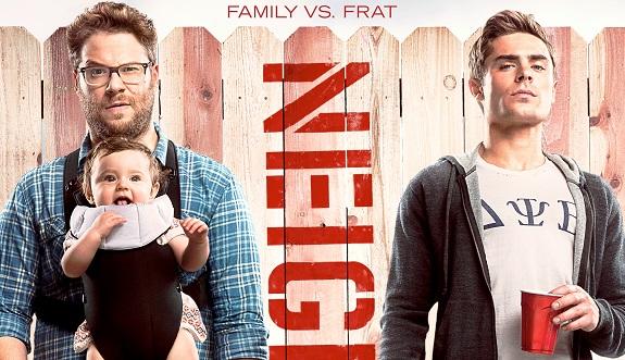 Comedy, Neighbors, Movie Review