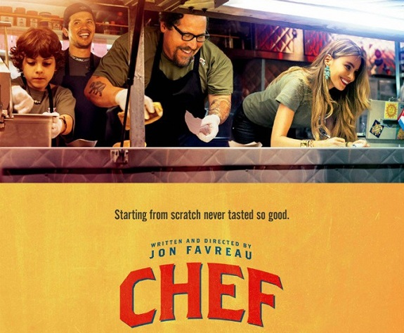 Comedy, Indie, Movie Review, Chef,