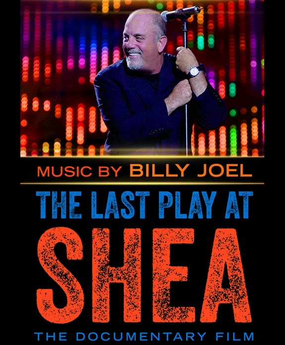 Billy Joel, Last Play At Shea, Shea Stadium, NY Mets, Documentary, Film, Virgil Films