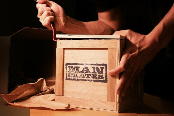 Man Crates, Gifts for men,