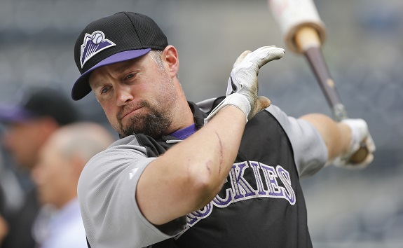 Michael Cuddyer, NY Mets, Colorado Rockies, All-Star, Minnesota Twins