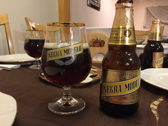 Negra Modelo, beer, Perfect Complement, The Perfect Complement, food, foodie