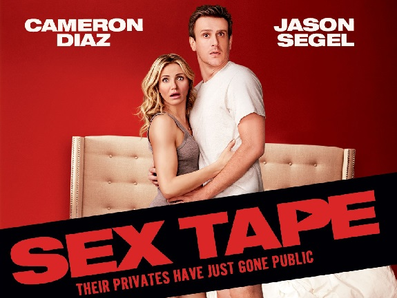 Sex Tape, Comedy, Movie Review