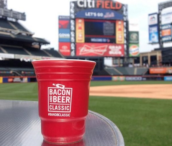 Bacon and Beer Classic, Citi Field, NY Mets, CannonballGives, Cannonball Productions