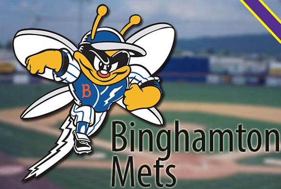 Binghamton Mets, NY Mets, Minor League Affiliate of the Year, General Manager, Sandy Alderson, Paul DePodesta