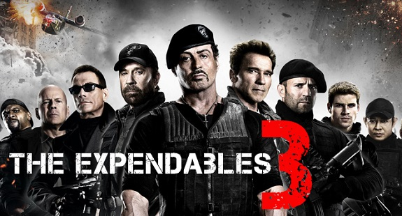 Action, Movie Review, The Expendables 3