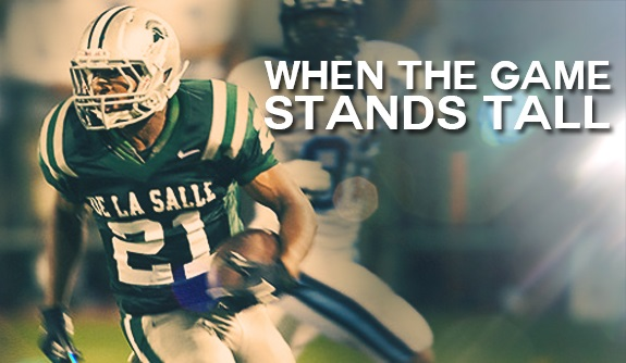 When the Game Stands Tall, Drama, Sports