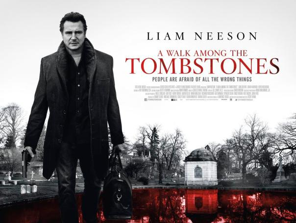 A Walk Among The Tombstones, Crime, Thriller, Movie Review