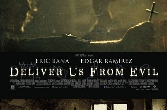 Deliver Us From Evil, Horror, Movie Review