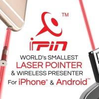 iPin: The World's Smallest Laser Pointer & Wireless Presenter Have Arrived