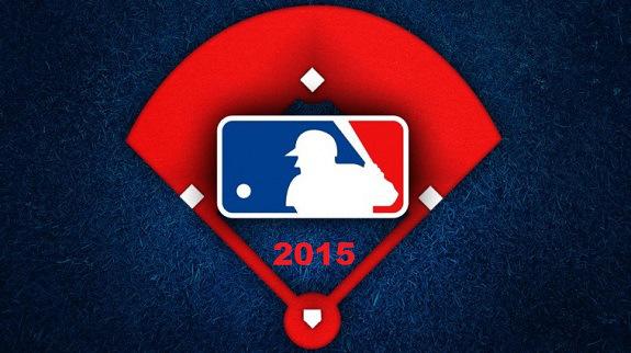 MLB Schedule, 2015