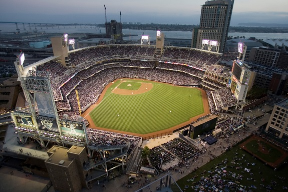 Petco Park, All Star Game, 2016 All-Star Game, San Diego Padres, Major League Baseball, Ron Fowler