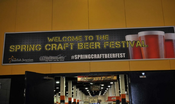 2015, Beer, breweries, brewery, craft beer, hops, LI, Long Island, Nassau Coliseum, Nassau Veterans Memorial Coliseum, NY, Shipyard Brewing Company, Silent Disco, Spring Craft Beer Festival, Uniondale