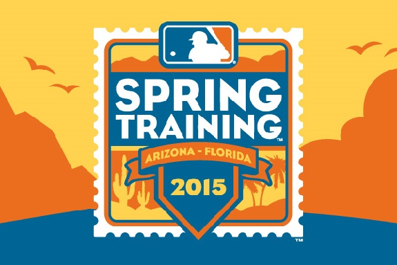 Spring Training 2015, MLB, baseball