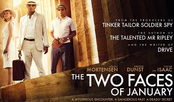 Psychological, Thriller, The Two Faces Of January, Movie Review