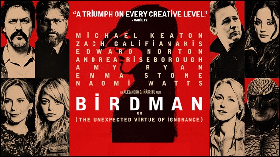 Birdman, Drama, Movie Review