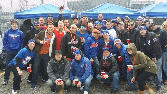 #MakeItEpic, NY Mets, baseball, tailgate, Schick Hydro®, Socialstars, #sponsored