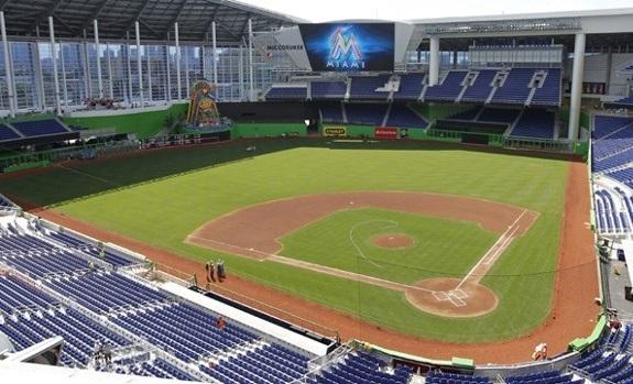 Marlins Park, Miami Marlins, All Star Game, MLB