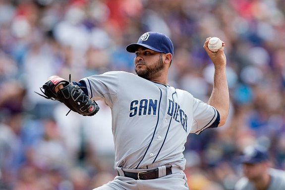 Alex Torres, NY Mets, LHP, San Diego Padres