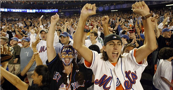 Opening Day, NY Mets, Citi Field, Citi Vision, SNY