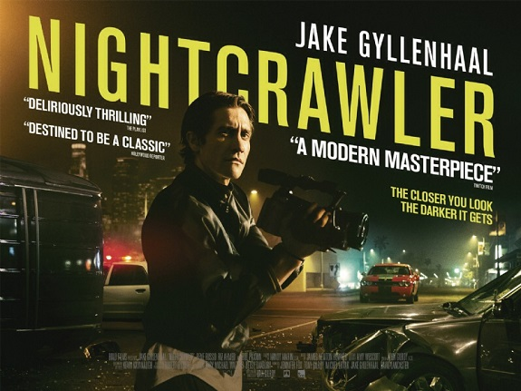 Nightcrawler, Movie Review, Thriller