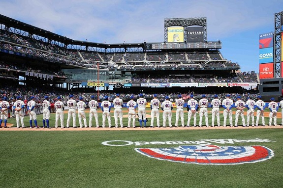 Mets, Citi Field, Home Opener, NY Mets