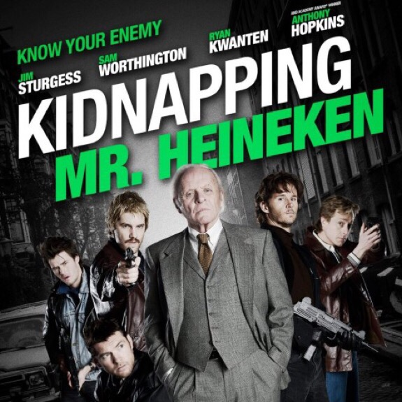 Drama,Kidnapping Mr. Heineken,Movie Reviews