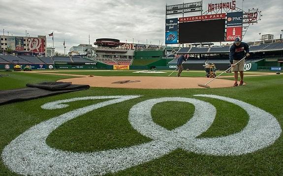 Nationals Park, All Star Game, MLB, baseball