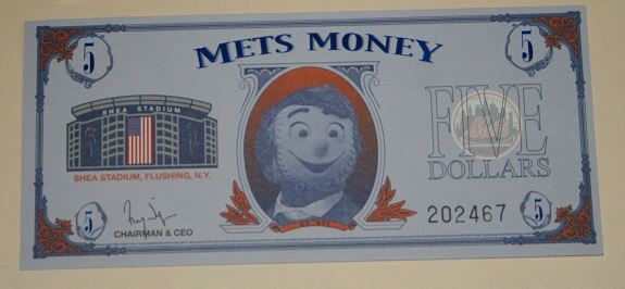 Mets, savings,